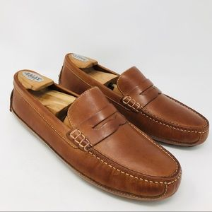 Cole Haan Grant Canoe Penny Loafers Driving Shoes